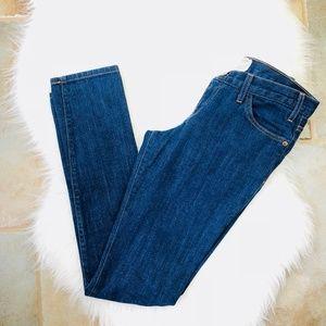 Current Elliott Deadstock skinny jeans size 27